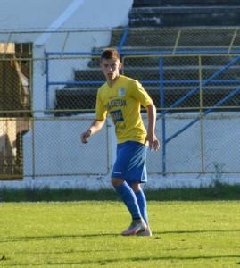Juniorul Cosmin Bura se afla la al doilea gol in tricoul Olimpiei