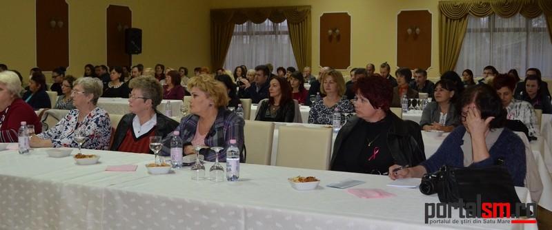 OFL Satu Mare, dezbatere preventie sanatate (4)