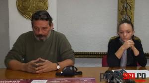 Oana Laslau, Andrei Mihalache