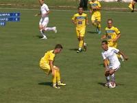 Primul meci transmis live la TV. Olimpia – FC Braşov, bătălie pentru playoff