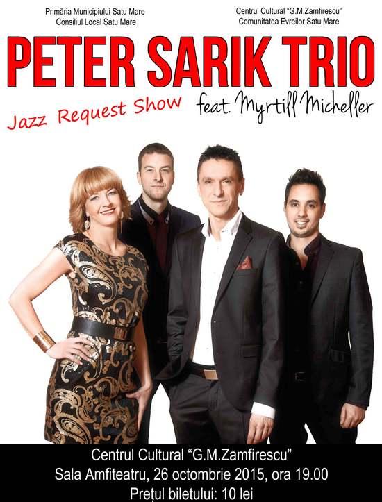 Sarik Peter Trio RO