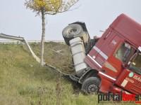 accident Decebal 3