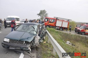 accident Decebal