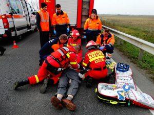 Zeci de persoane au murit pe șosele anul trecut. Alte 140 au fost rănite grav