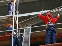Accident de muncă în Tășnad. Victima a căzut de la 6 metri