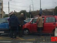 accident sens giratoriu Piata Romana (5)