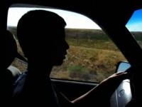 Copil de 15 ani prins la volan în Huta Certeze