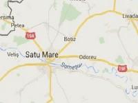 Cutremur în județul Satu Mare