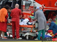 elicopter SMURD, pacient Spitalul Judetean (107)