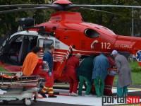 elicopter SMURD, pacient Spitalul Judetean (116)