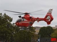 elicopter SMURD, pacient Spitalul Judetean (129)