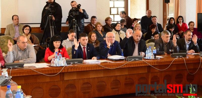 sedinta Consiliul Judetean2