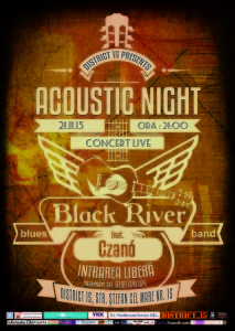 Acoustic Night_district15