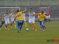 Olimpia a remizat 1-1 cu Baia Mare. Peluza Sud Satu Mare a făcut spectacol (FOTO)