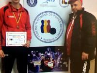 Popice: Marius Lucuț, medalia de bronz la Campionatul Național de Juniori