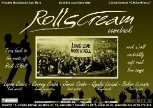Rollscream A3