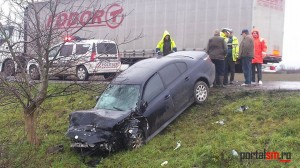 accident Satu Mare, Botiz (13)