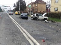 accident strada Aurel Vlaicu (2)