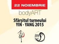 BodyART School Romania: Turneul naţional YIN-YANG 2015 se încheie la Satu Mare