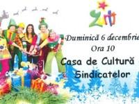 Concurs ZURLI. Câștigă o invitație la spectacolul Zurli din 6 decembrie