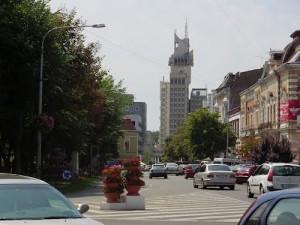 PNL Satu Mare nu este de acord cu închiderea circulaţiei în Centrul Vechi