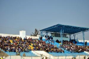 spectatori Olimpia