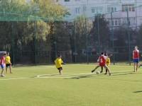 S-a inaugurat terenul sintetic de fotbal din Micro 15
