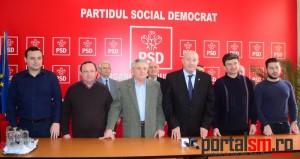 Conferinta PSD, Dorel Coica, Mitrasca, Pop Gheorghe (19)