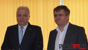 Eugeniu Avram, Mircea Gocor