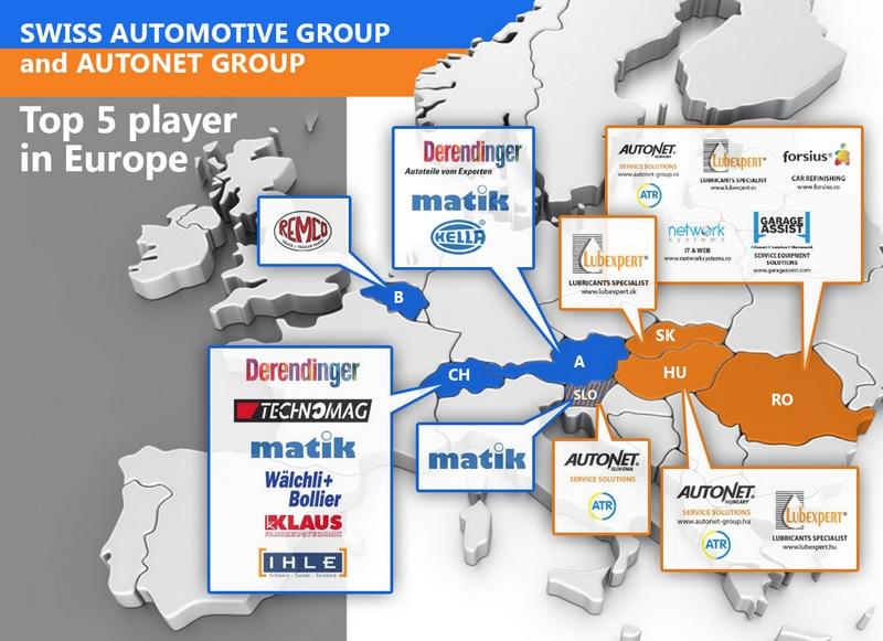 Grafic Autonet-SAG