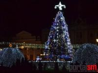 Iluminat de iarna, Satu Mare 2015 (21)