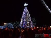 Iluminat de iarna, Satu Mare 2015 (3)