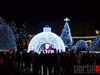 Iluminat de iarna, Satu Mare 2015 (36)