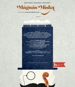 Magnas-plakat