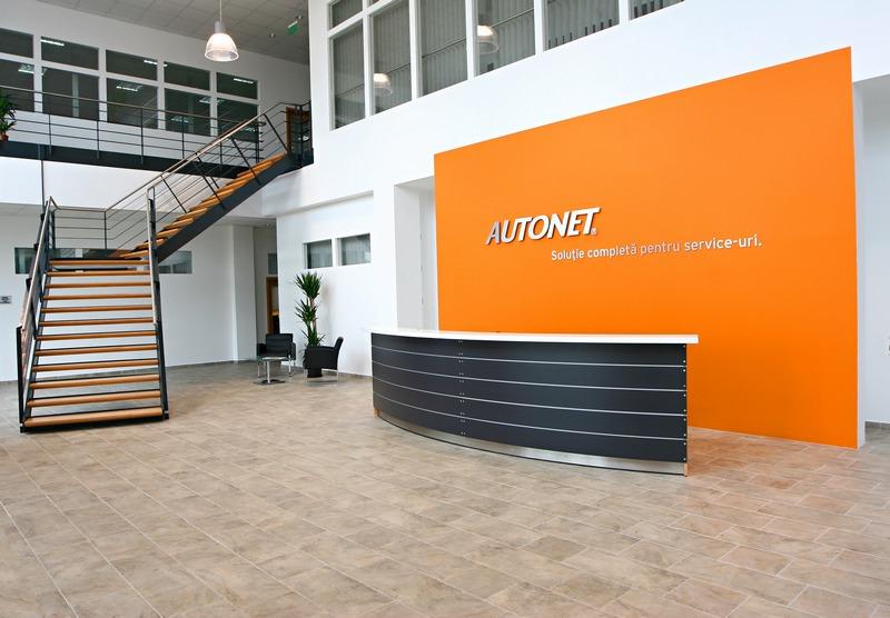Receptie Autonet