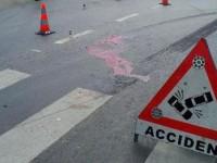 Accident mortal în Decebal. Femeie spulberată de un SMART