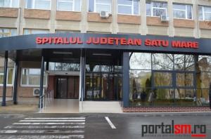 inaugurare intrare Spitalul Judetean Satu Mare (2)