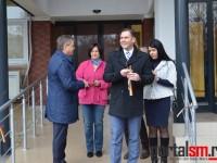 inaugurare intrare Spitalul Judetean Satu Mare (33)