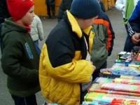 Pocnitori vândute de un elev în școală