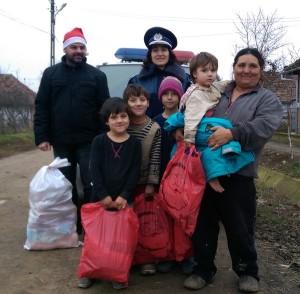 politie cadouri