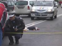Pieton accidentat în Turț