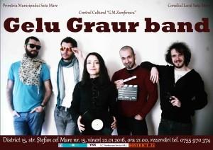 Gelu Graur band 22 ianuarie