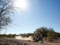 Dakar 2016: Mani Gyenes pe locul 14 la general și lider la clasa Maraton