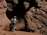 Dakar 2016: Mani Gyenes, lider la clasa maraton (FOTO)