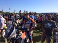 Dakar 2016 la final: Mani Gyenes lider la Maraton şi locul 14 la general
