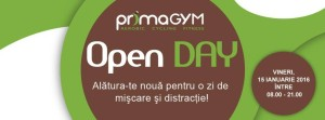 open day primagym