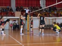 Volei: CSM Satu Mare-CSU Oradea 2-3