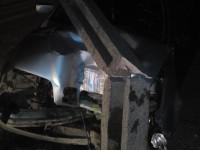 UPDATE: Accident la Tarna Mare. Un tânăr a intrat cu BMW-ul în stâlp. Ce alcoolemie avea