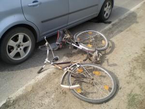 biciclist1 accidentat la Bixad