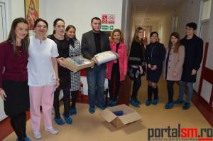 cardiograf donat de rotaract spitalului judetean satu mare
